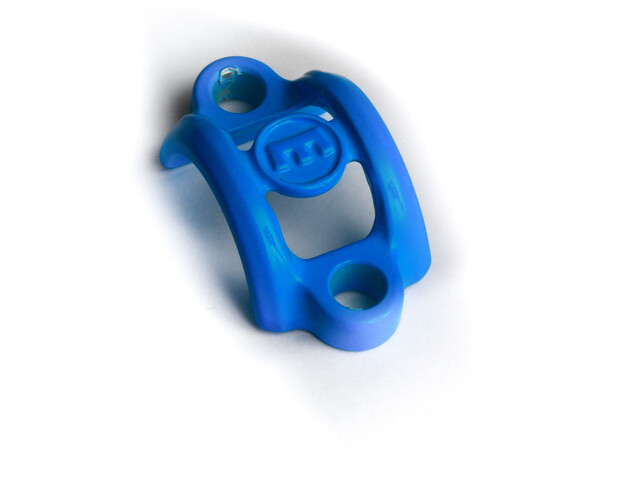 Magura Vajerklämma Aluminium Utan skruvar cyan blue
